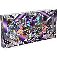 Pokemon TCG: Sun & Moon Guardians Rising Espeon Premium GX Box Featuring A Collector's Pin and Coin