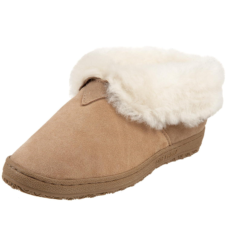 4bf99b6bf42 Old Friend Women's Ankle Slipper