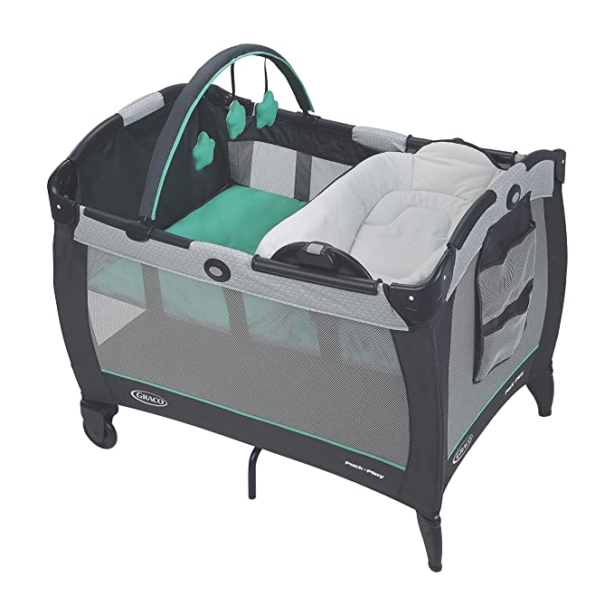 Graco – Best pack and play with bassinet