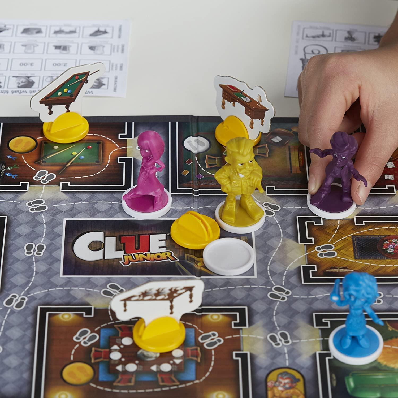 Amazon Clue Junior Game Toys Games