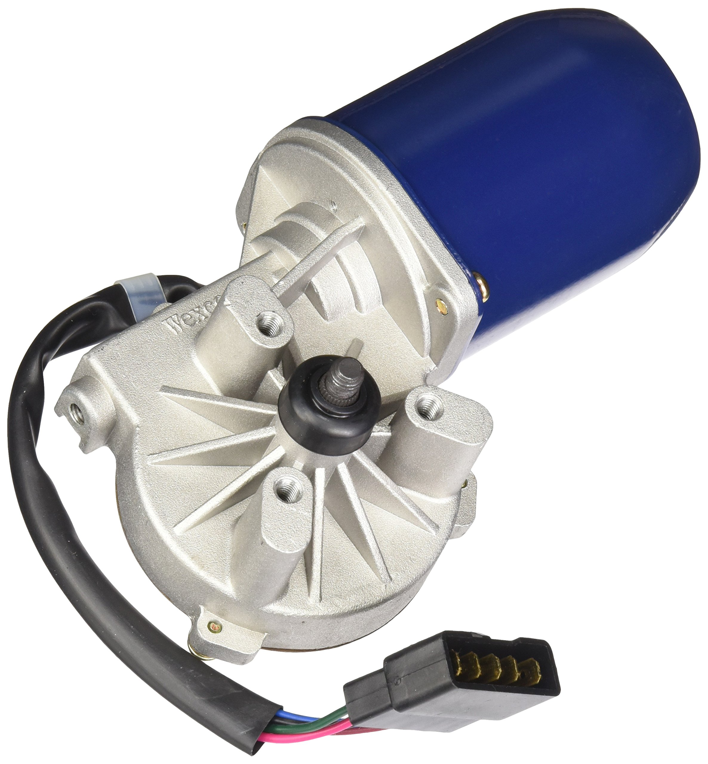 Wexco Wiper Motor, H132, 24V, 32Nm, Coast-to-Park Wiper Motor by AutoTex