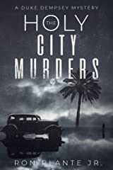 The Holy City Murders: A Duke Dempsey Mystery Kindle Edition
