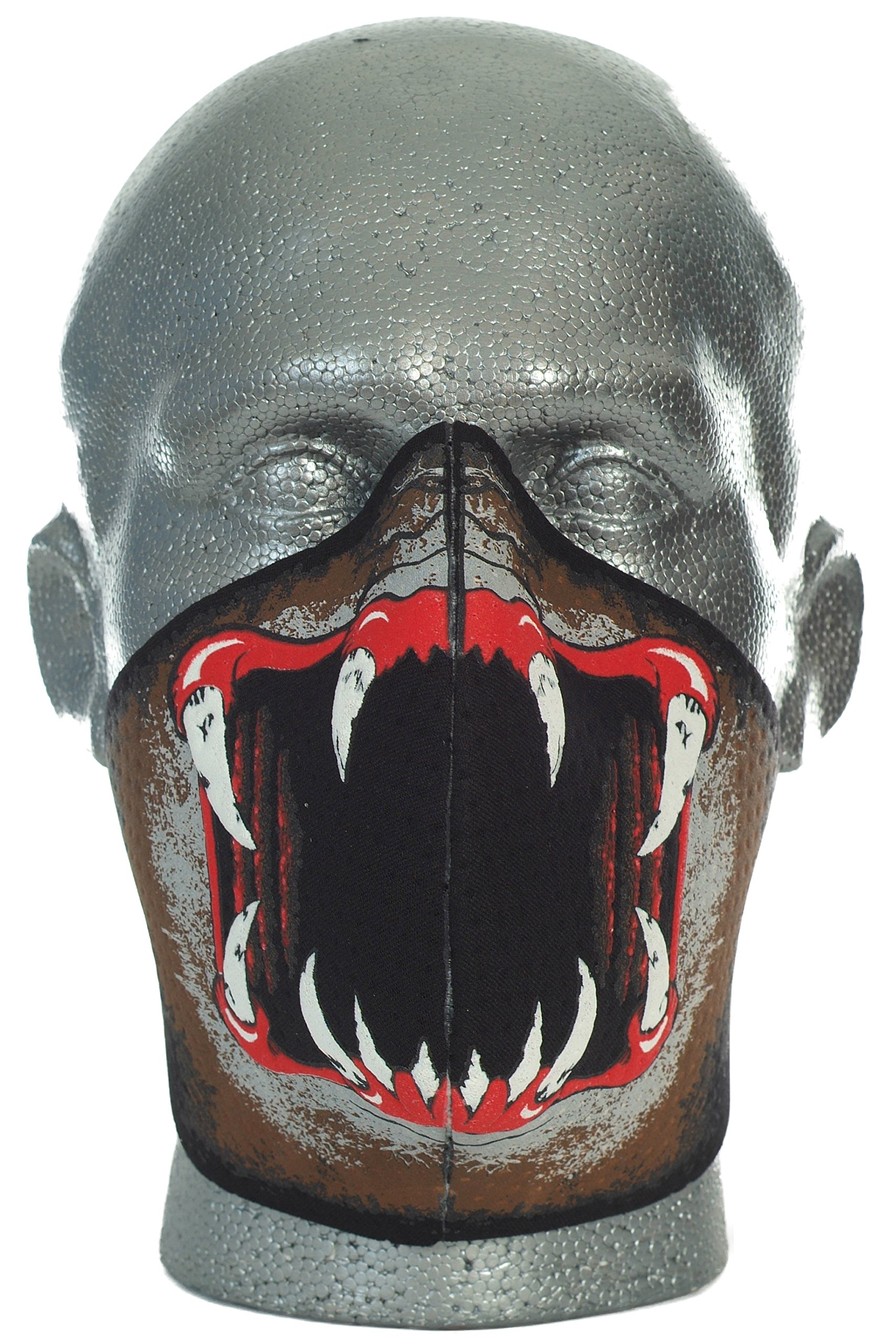 Bandero Biker Mask Slayer