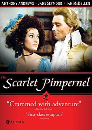 Image result for the scarlet pimpernel movie
