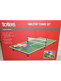 Tabletop Table Tennis Amazon Com Leisure Sports Amp Game Room
