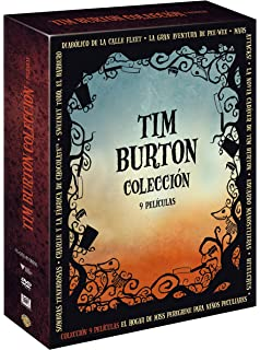 Ed Wood [USA] [VHS]: Amazon.es: Johnny Depp, Martin Landau, Sarah ...