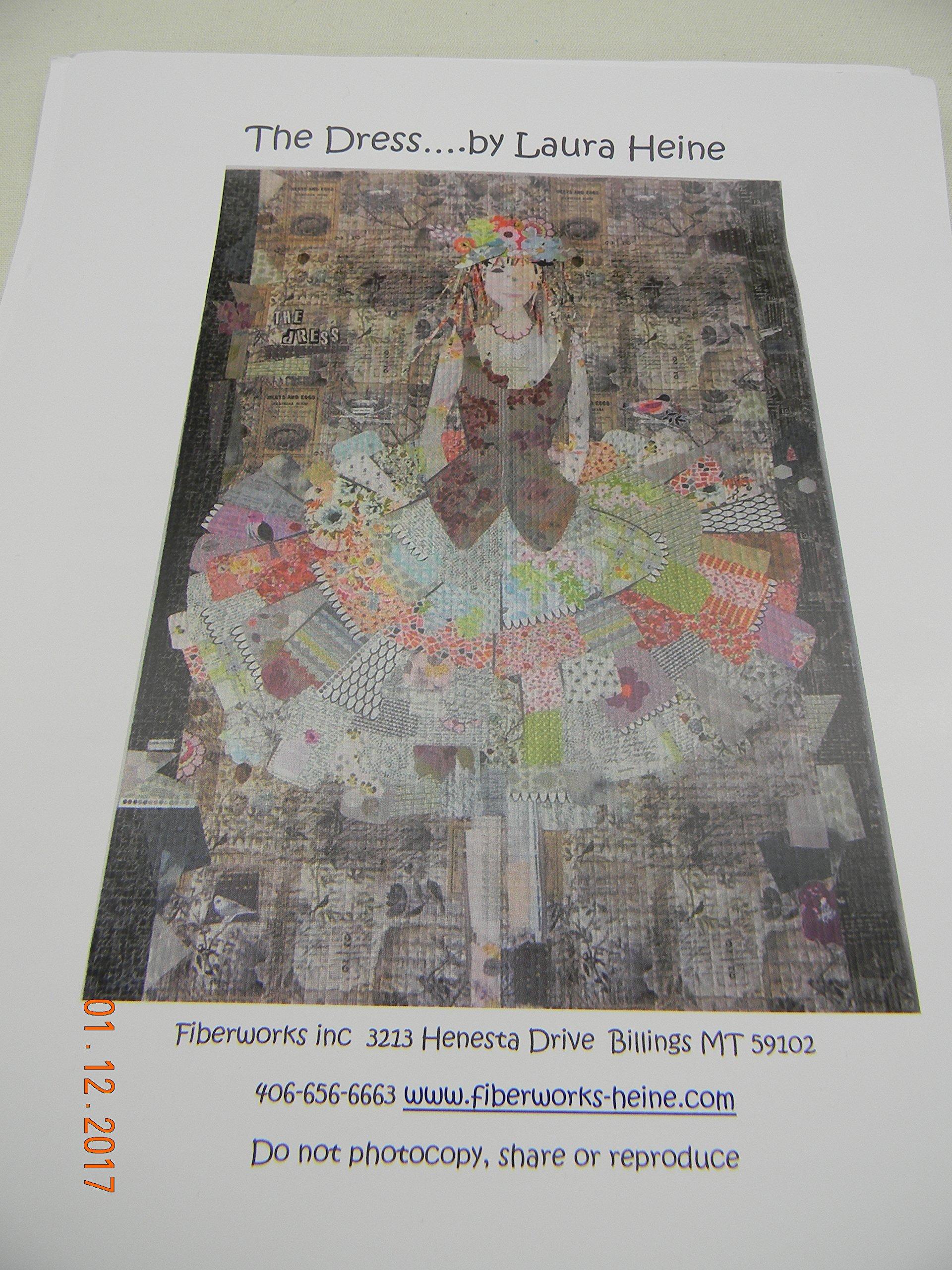 The Dress Quilt Pattern by Laura Heine by Fiberworks
