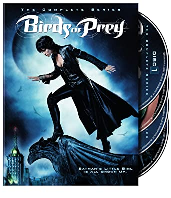 Amazon Com Birds Of Prey The Complete Series Ashley Scott Dina Meyer Rachel Skarsten Movies Tv