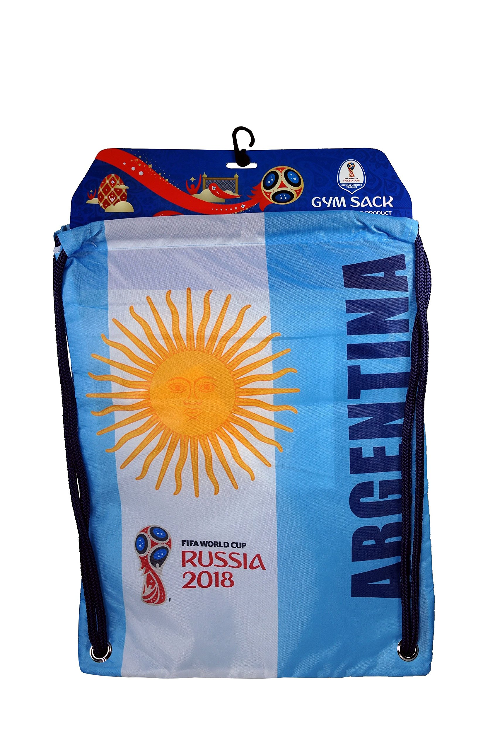 FIFA Official Russia 2018 World Cup Official Licensed Cinch Bag 05-3