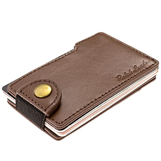 17f16a66c366 Image Unavailable. Image not available for. Color  Slim Credit Card Holder  Wallet ...