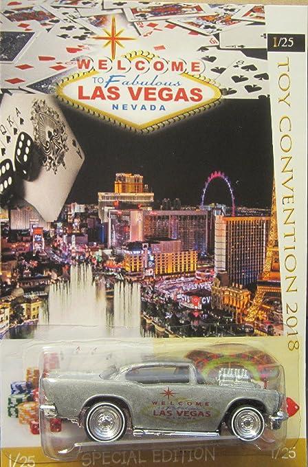 Chevy Las Vegas >> Amazon Com Hot Wheels Custom 57 Chevy Gasser 2018 Las