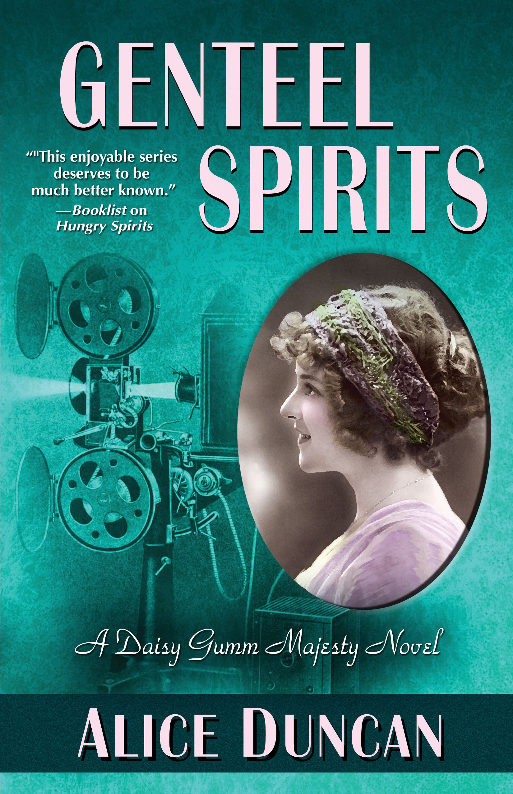 Read Online Genteel Spirits (Spirits, featuring Daisy Gumm Majesty) ebook