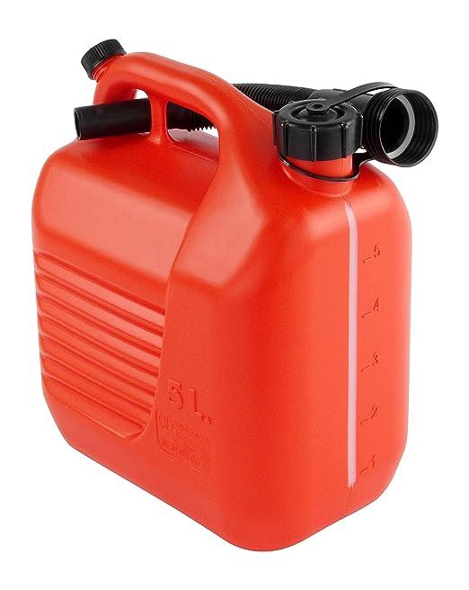 5 opinioni per Tanica benzina/Diesel, 5litri
