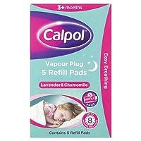 Calpol Vapour Plug Refills, Pack of 5