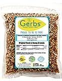 Seed n' Honey Granola, 2 LBS By Gerbs - Top 12 Food Allergy Free & NON GMO - Vegan & Kosher - Made in Rhode Island