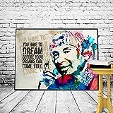 A Tribute-Original APJ Abdul Kalam Sir Portraits, water color illustration art (No Frame) (Buy 2 Get 1 Free)