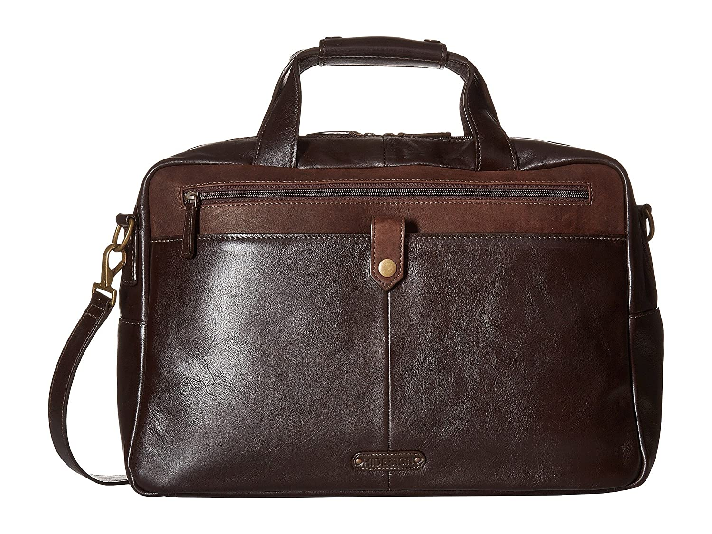 [スカリー] Scully レディース Hidesign Braxton Workbag with Padded Compartment ブリーフケース [並行輸入品]  ブラウン B01N66EZQ5