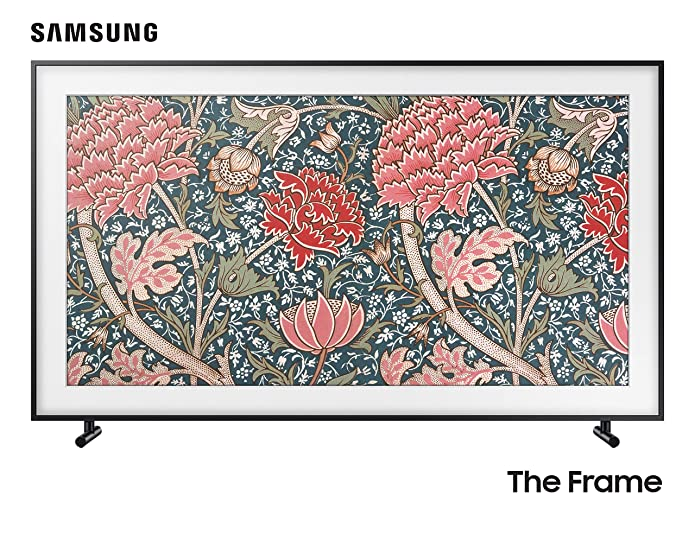 SAMSUNG 55u0022 Class 4K UHD (2160P) The Frame QLED Smart TV QN55LS03R (2019 Model)