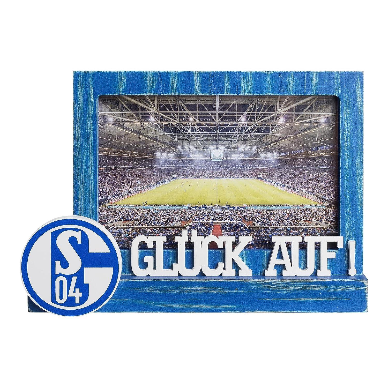 FC Schalke 04 Bilderrahmen: Amazon.de: Sport & Freizeit