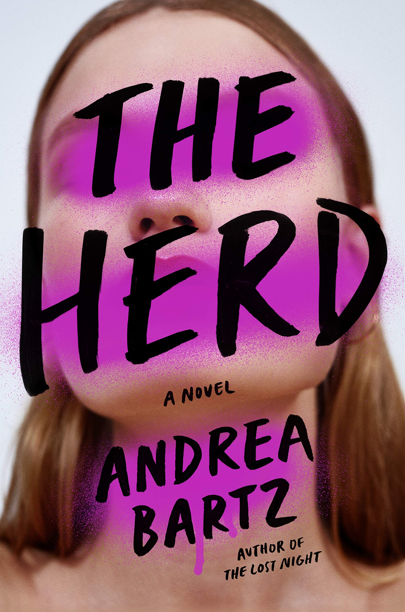 Image result for the herd andrea bartz""