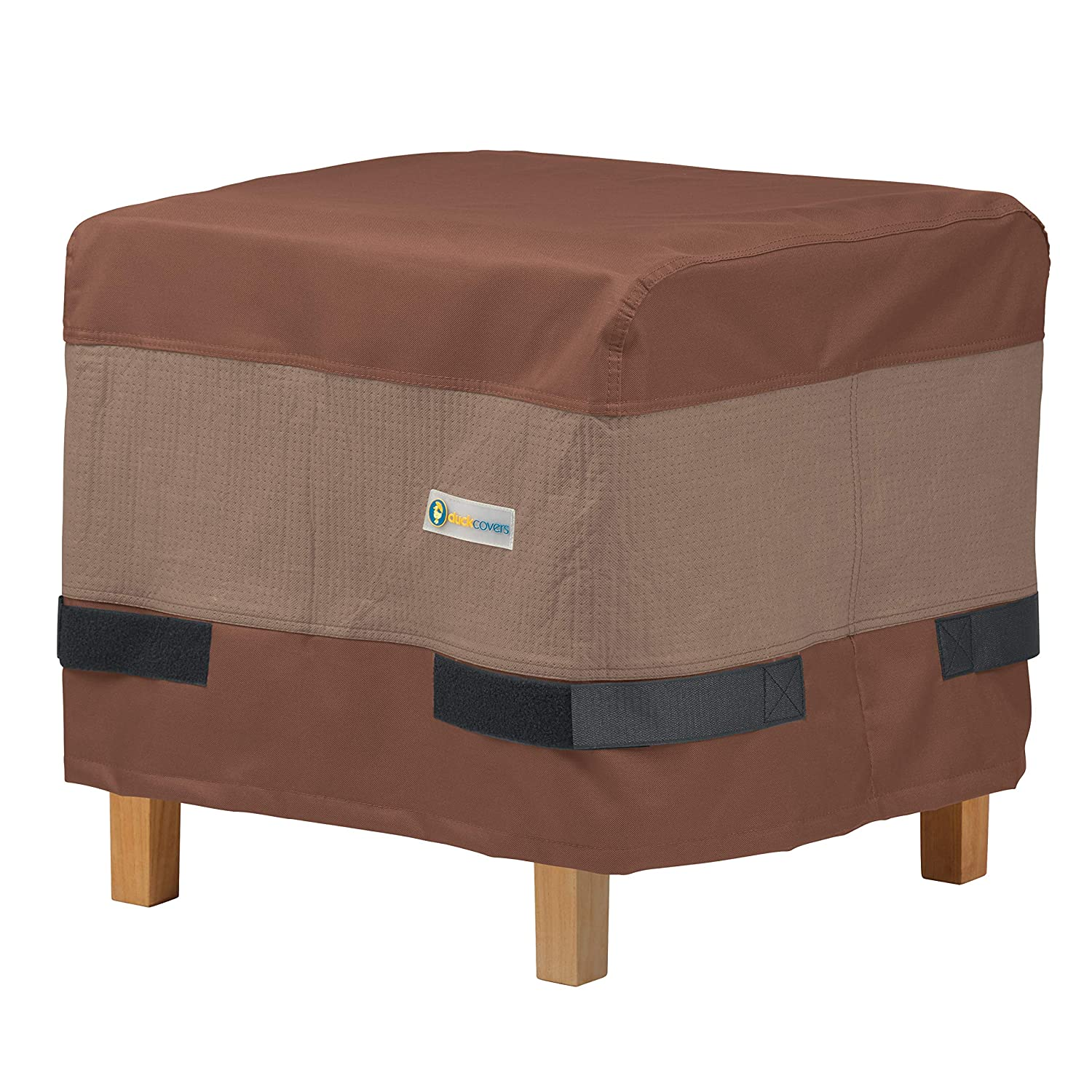 "Duck Covers Ultimate Square Ottoman/Side Table Cover 20"" x 20"""