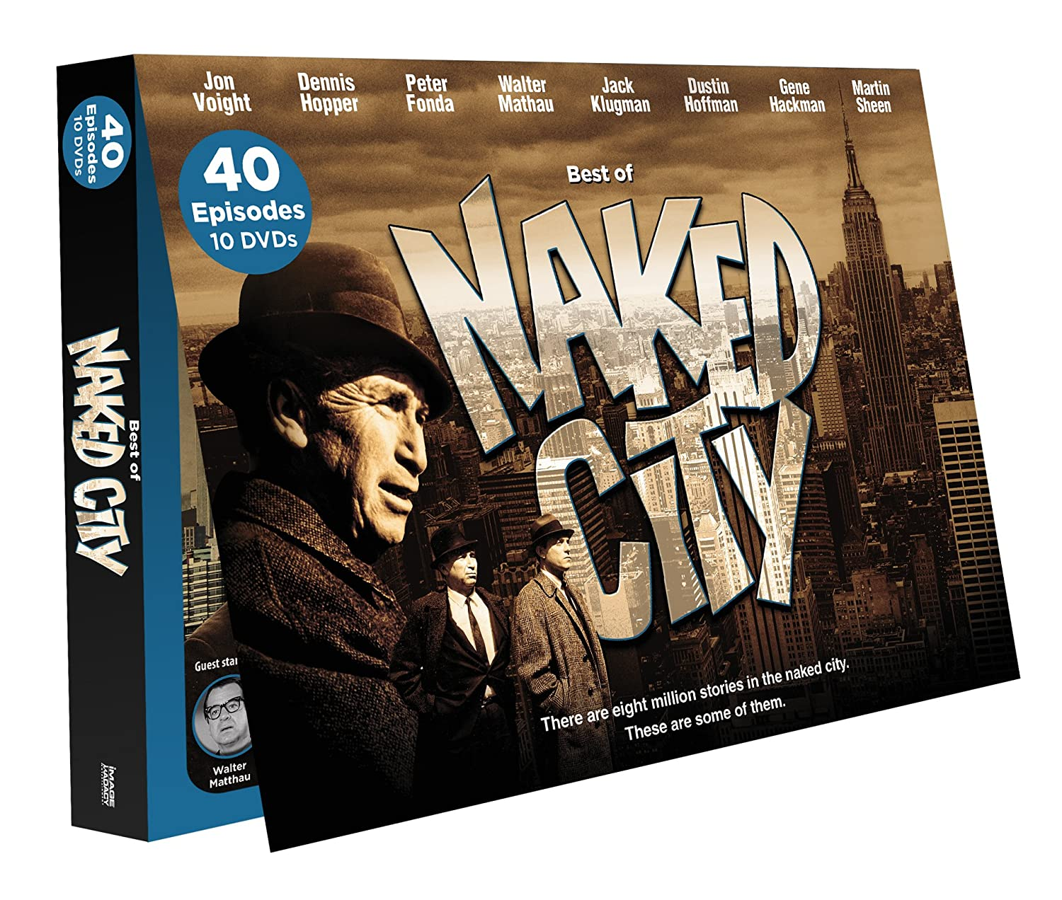 city image Naked dvd