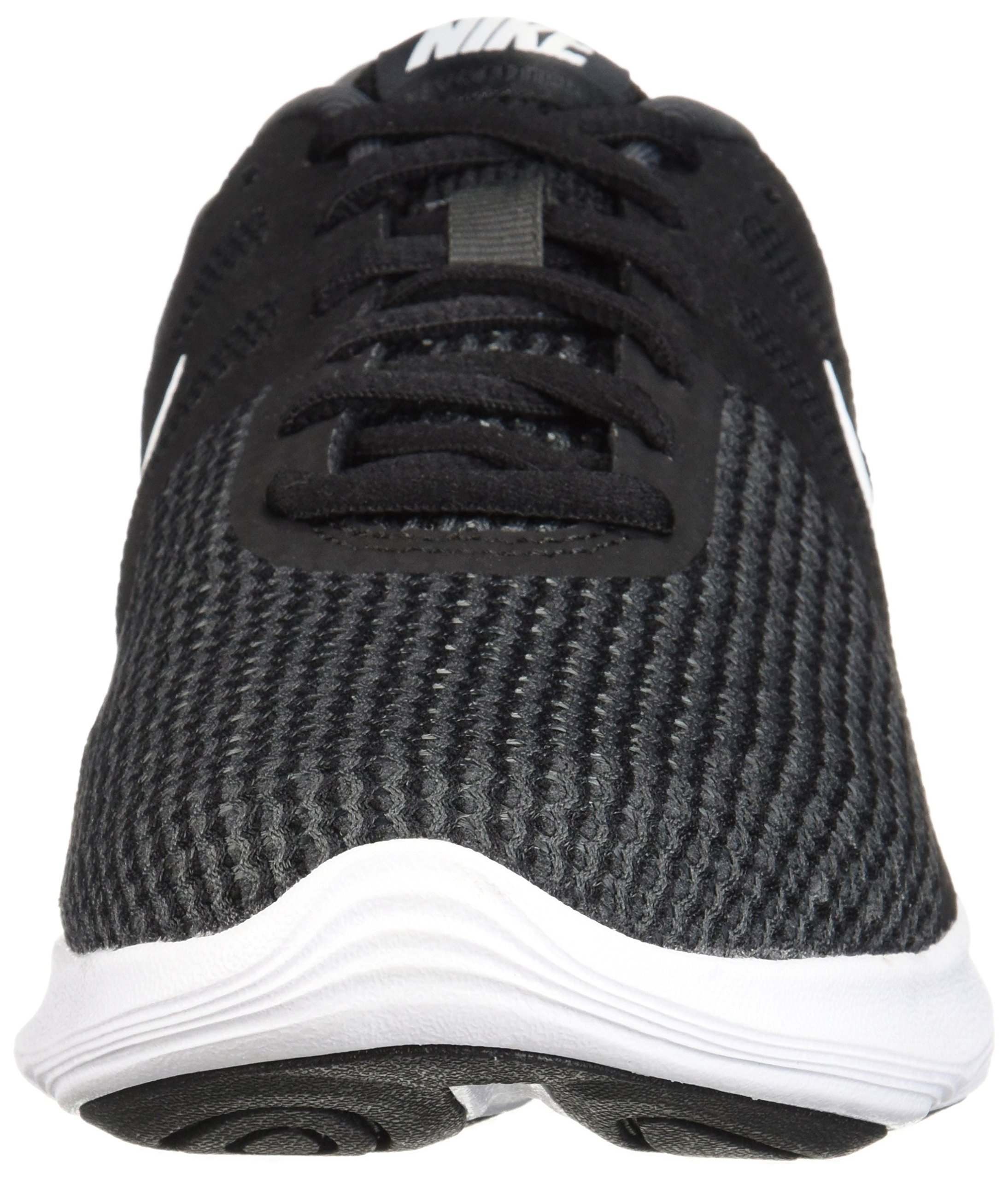 Nike Men's Revolution 4 Running Shoe, Black/White-Anthracite, 6.5 Regular US by Nike (Image #4)