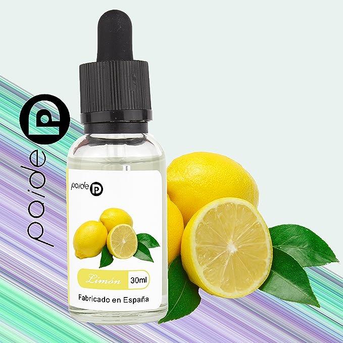 30ML Paide Premium E-Liquid - Sin nicotina - Bote de cristal con ...
