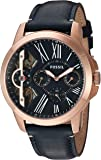 Fossil Analog Blue Dial Men's Watch-ME1162