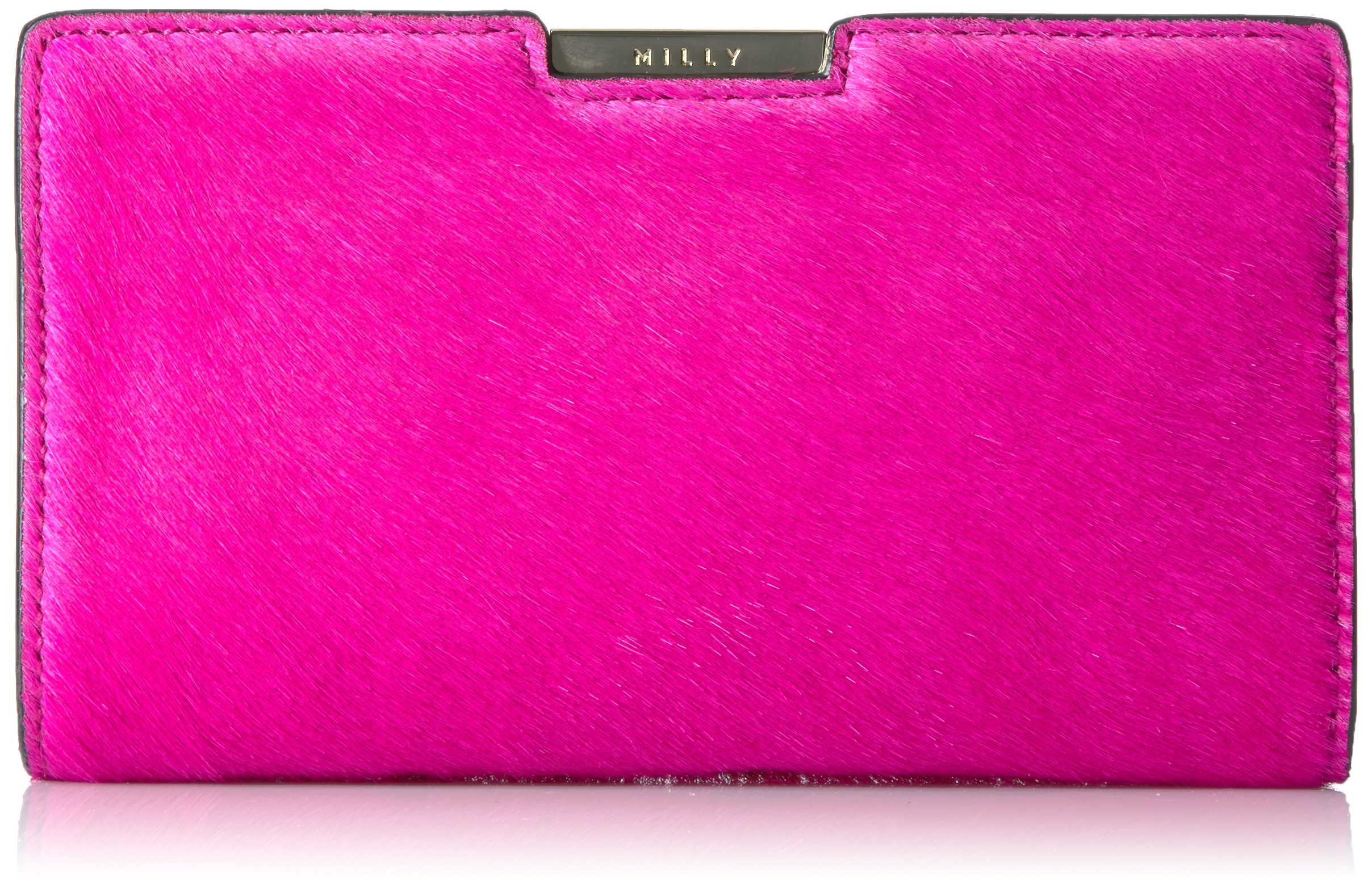 MILLY Haircalf Small Frame Clutch by MILLY