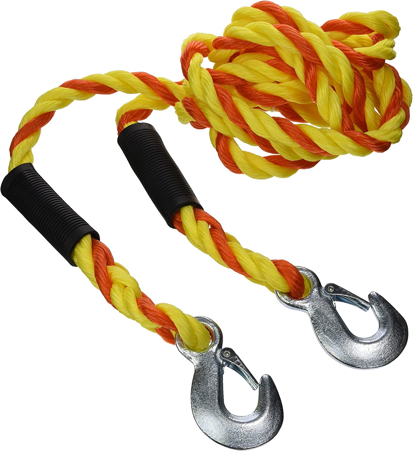 SmartStraps 14ft YW//OR Tow Rope 1pk 6,800lb
