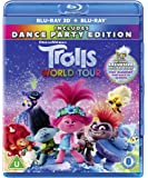 Trolls World Tour [Blu-Ray]+[Blu-Ray 3D] (English audio)