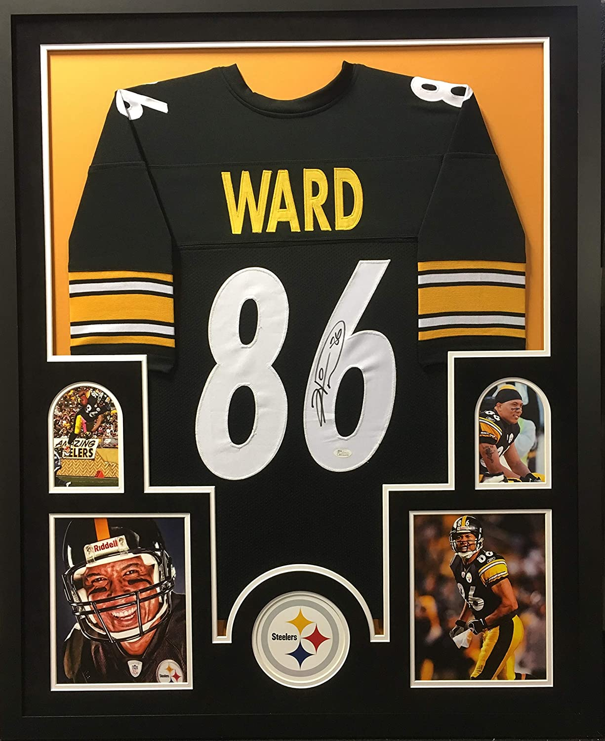 new style 9570a c2e44 steelers ward jersey