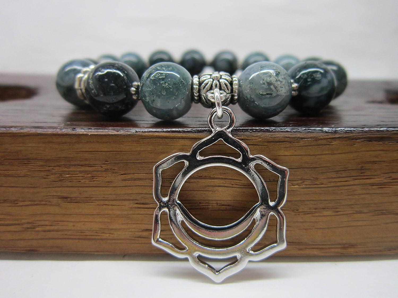 Svadhisthana Charm Bracelet Sacral Chakra Bracelet Meditation Yoga Healing Bracelet Svadhisthana Sacral Chakra Charm Bracelet Meaningful Spiritual Jewelry CHOOSE YOUR SACRAL STONE