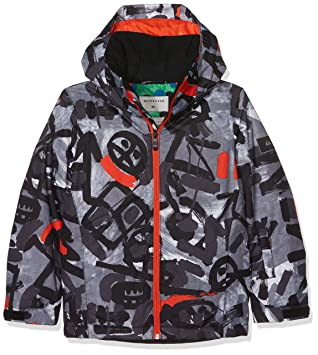 061671296 Quiksilver Men s Mission Printed
