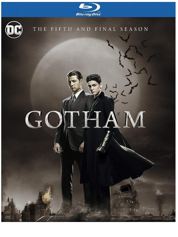 Amazon com: Gotham: The Complete Fifth Season (Blu-ray): Ben