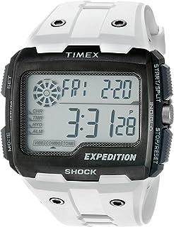 820696a9a621 Timex Expedition WS4 T49664 - Reloj de pulsera con brújula y GPS ...