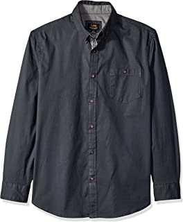 8134fa98e60b Lee Uniforms Men's Long Sleeve Dress Shirt at Amazon Men's Clothing ...