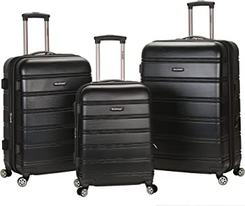 Rockland Luggage Melbourne 3 Piece Set