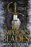 The Emperor's Blades (Chronicles of the Unhewn Throne Book 1) (English Edition)
