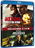 Jack Reacher Collection 1&2 (2 Blu-Ray)