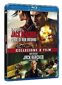 Jack Reacher Collection 1&2 (2 Blu-Ray) [Italia] [Blu-ray]