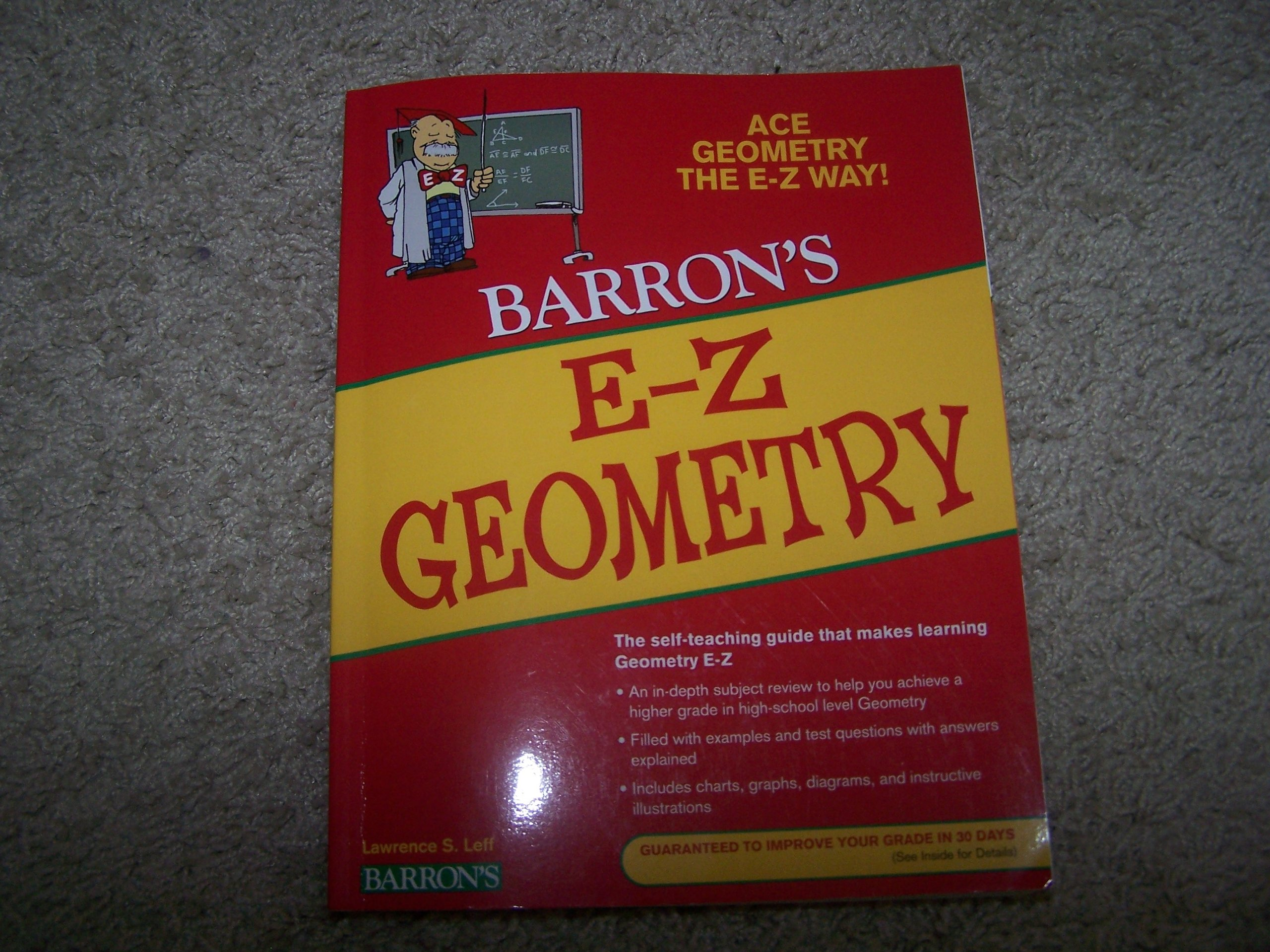 Read Online E-Z Geometry 4th (fourth) edition Text Only pdf epub