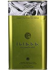 Iliada PDO Kalamata Extra Virgin Olive Oil Tin 3 Litre