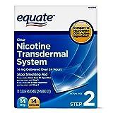 Equate Nicotine Transdermal System Step 2, 14mg Clea (1)