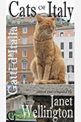 CATS OF ITALY/GATTI d'ITALIA--Cute Cat Photos and Quotes Kindle Edition