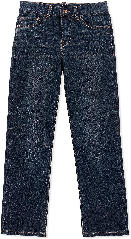 Lucky Brand Boys 5-Pocket Classic Fit Straight Leg Denim Jean