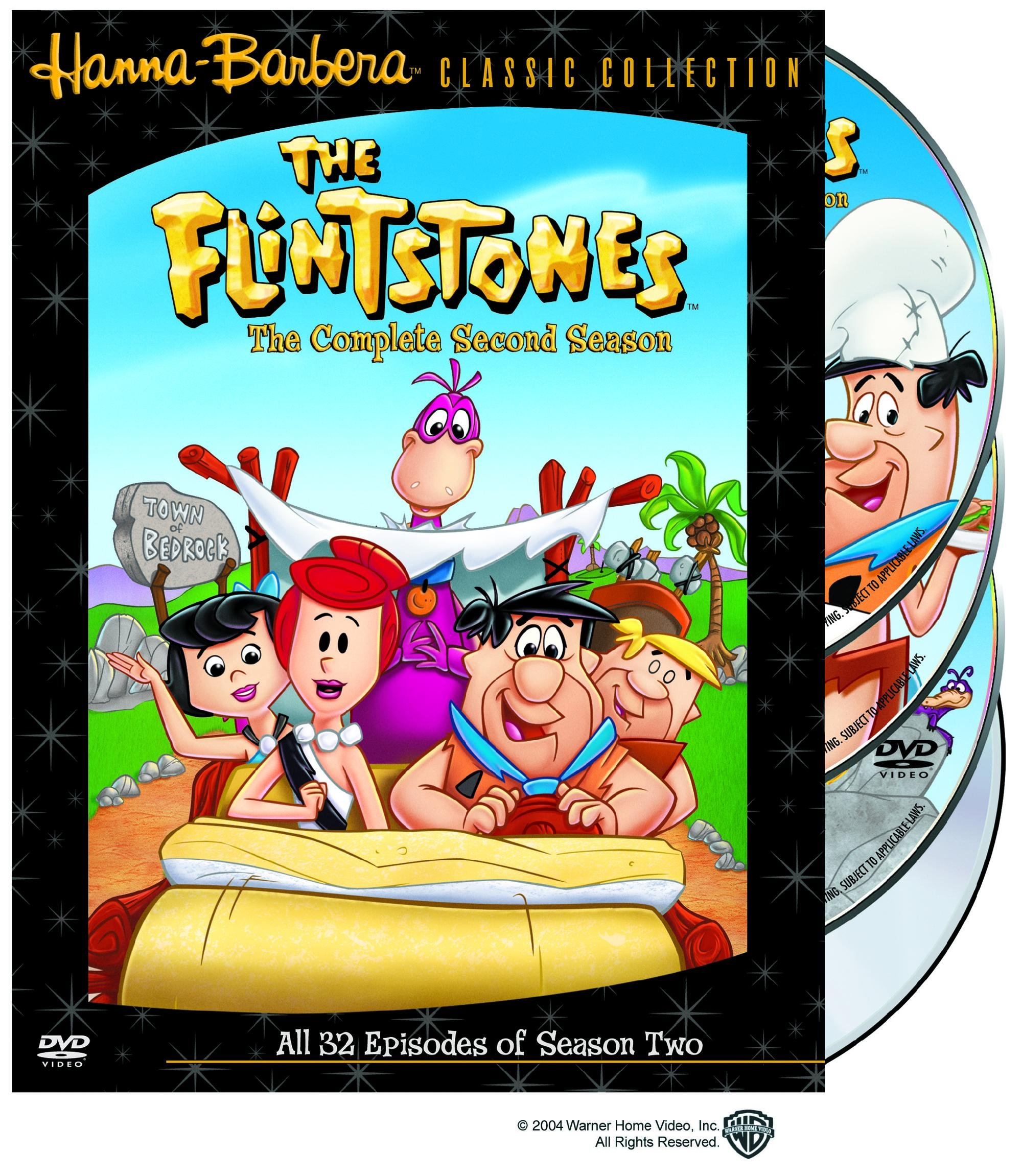 The Flintstones - The Complete Second Season by Warner Brothers