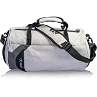 Large Capacity Waterproof Gym & Travel Duffel Bag for Men and Women with Shoe Compartment and Wet Pocket