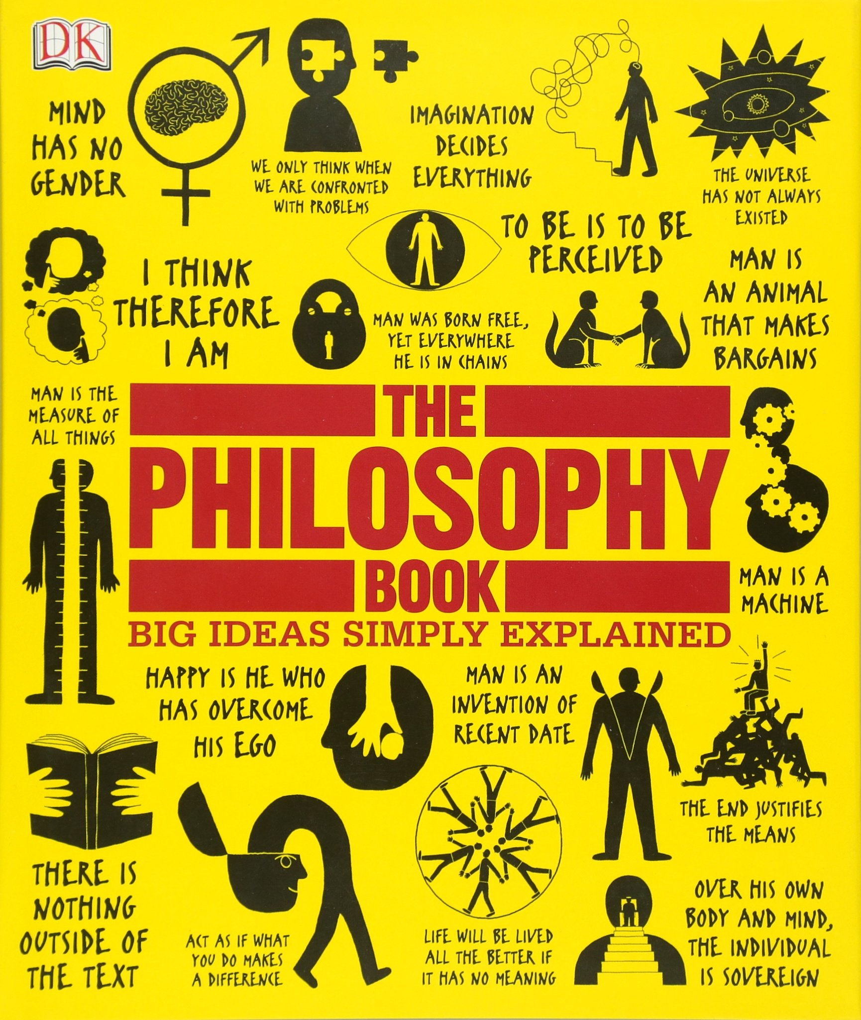 the philosophy book big ideas simply explained will buckingham